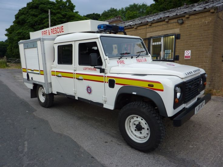Lofthouse  Volunteer Fire Station North Yorkshire