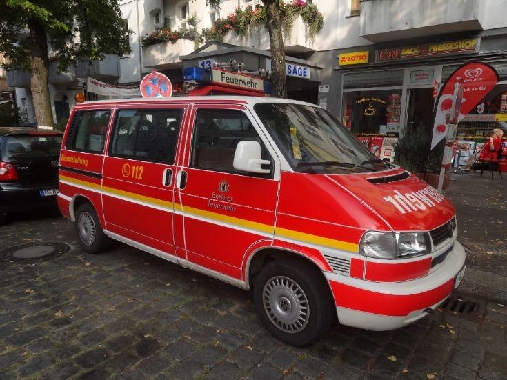fire engines photos volkswagen berlin. Black Bedroom Furniture Sets. Home Design Ideas