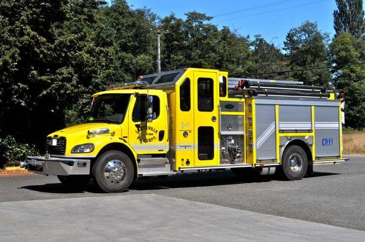 Lantzville Fire Dept. E-1