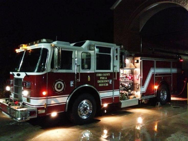 Cobb County, GA Engine 11