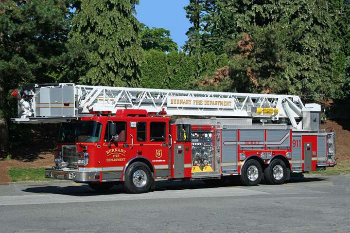 Burnaby, BC Ladder 6