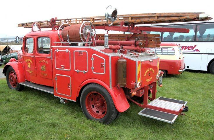 1938 Bedford