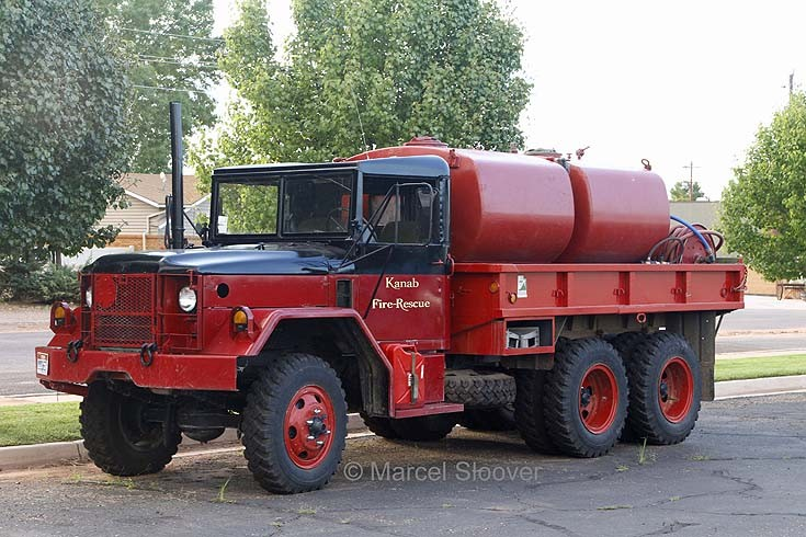 Kanab Fire-Rescue tanker