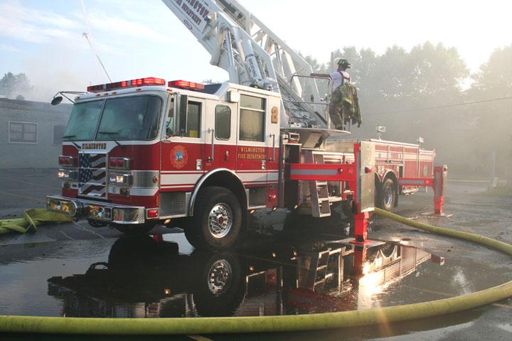 Tower-2, Wilmington Fire Department (Delaware)