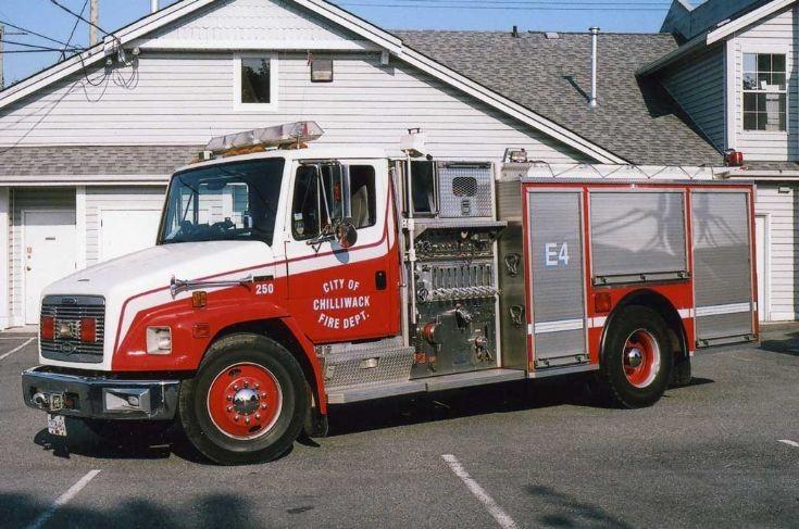 City of Chilliwack Fire Dept. E4