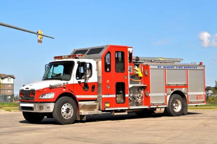 St. Albert Fire Services