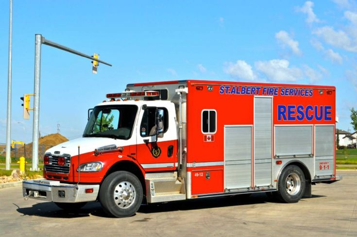 St. Albert Fire Services Rescue