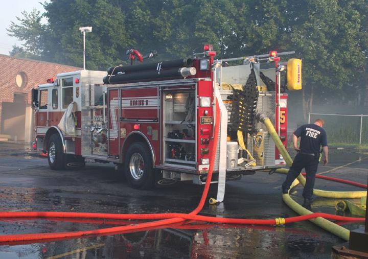 Engine 5 -- Wilmington Fire Dept (USA)