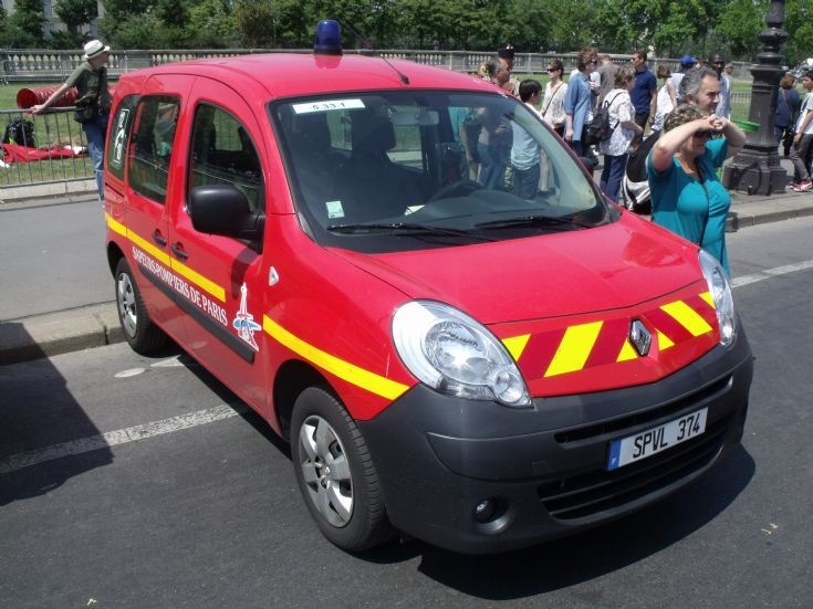 Renault Kangoo SPVL 374