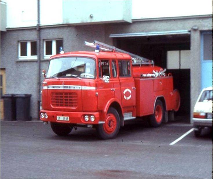 Pumper Berliet - Colmar