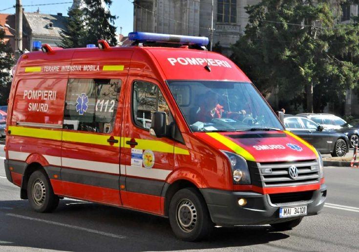 Fire Engines Photos - Cluj Napoca Smurd