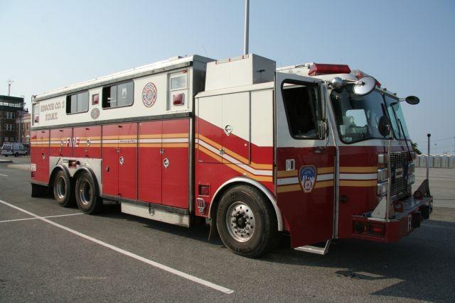 FDNY Seagrave Saulsbury Rescue Co 2