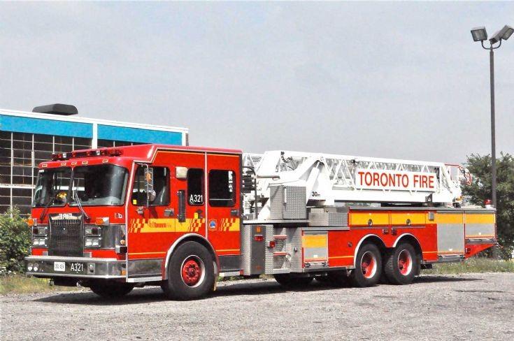 Toronto Fire A321