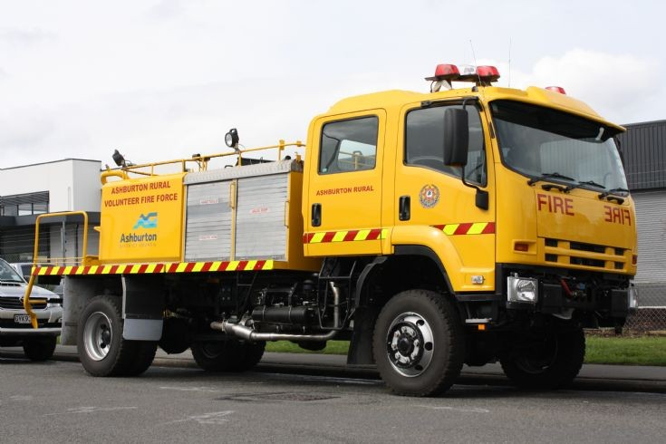 New Zealand Isuzu