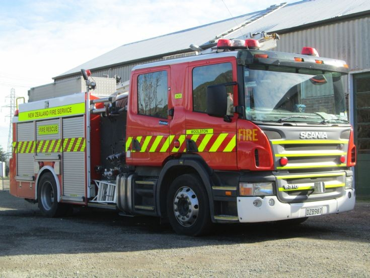 Scania at Ferrymead museum