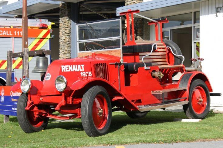 New Zealand Renault