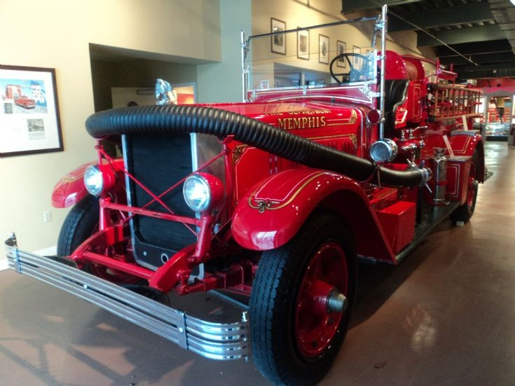 1920's La France Pumper, Memphis, USA