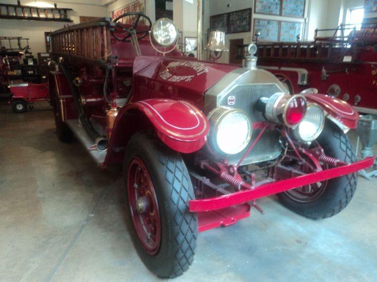 1926 La France Pumper, Beaumont, Texas, USA