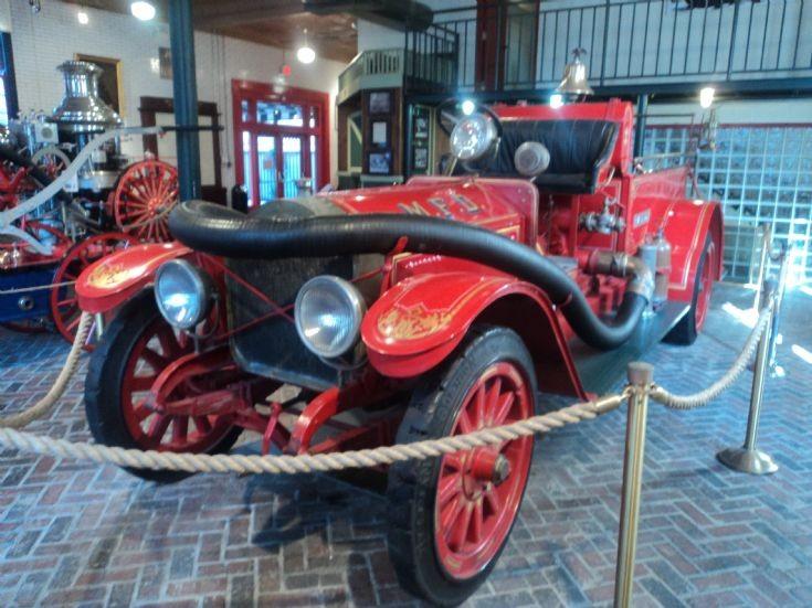1912 American La France Pumper, Memphis, USA