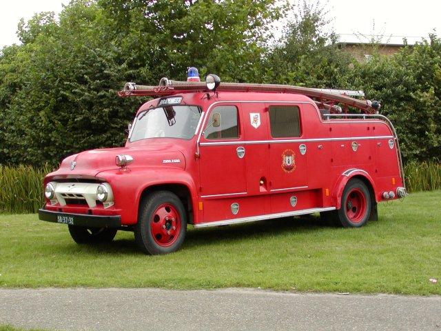 Brandweer Oudewater Ford