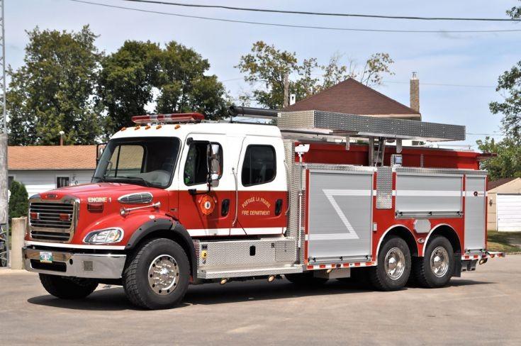 Portage La Prairie Engine 1