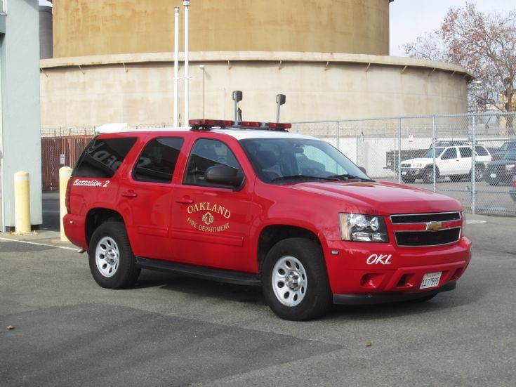 Chevy Oakland Fire Department