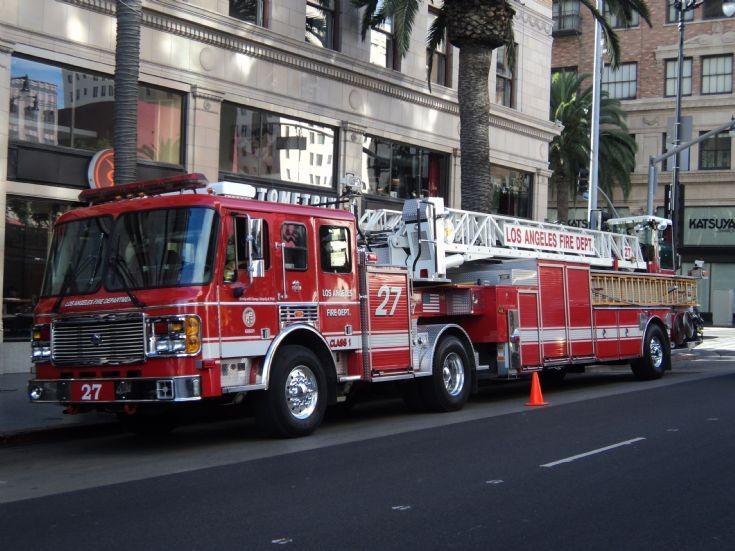 La France Ladder, Los Angeles, USA