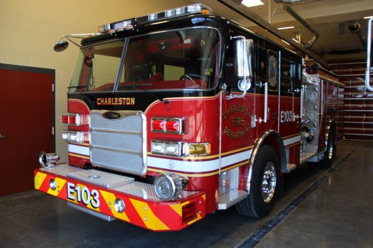 Charleston, South Carolina Engine 103