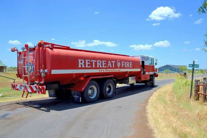 Retreat Super Tanker
