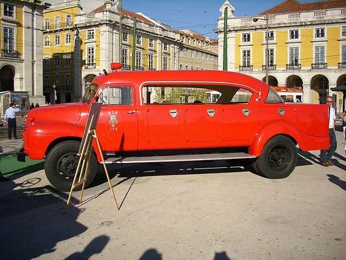 Portugal Lisbon RBS (former BSB) 1954 BEDFORD  APR