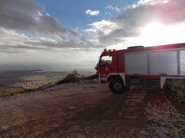 MB Atego 918 fire tender
