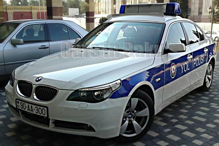 Azerbaijan Police