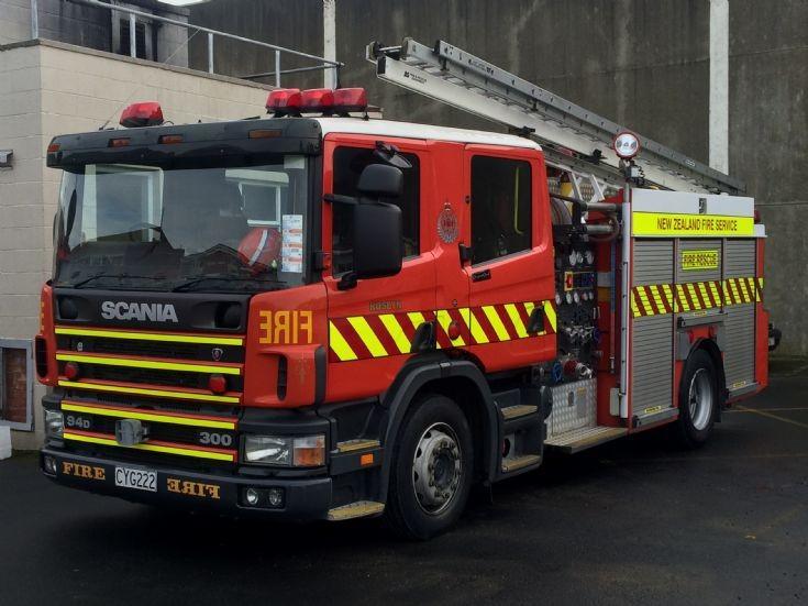 New Zealand Scania