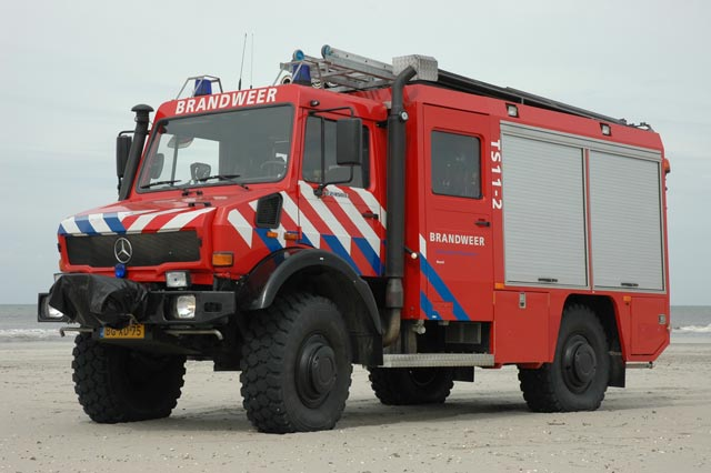 Hook of Holland Unimog