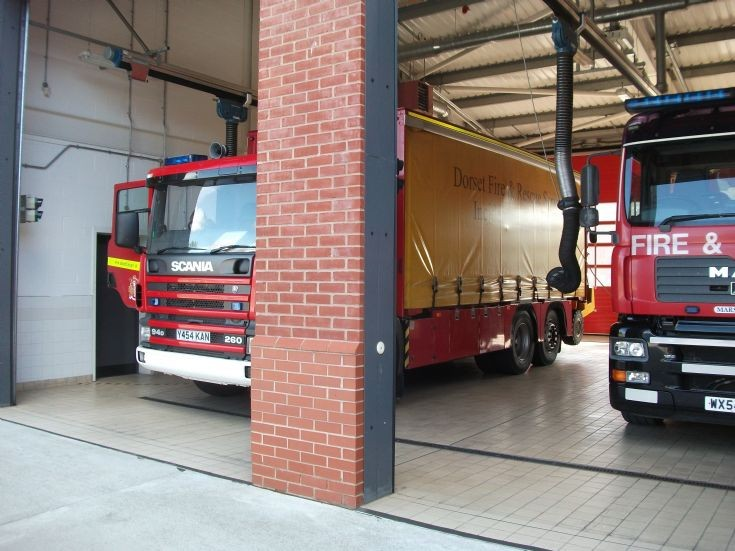 DF&RS Scania ISU
