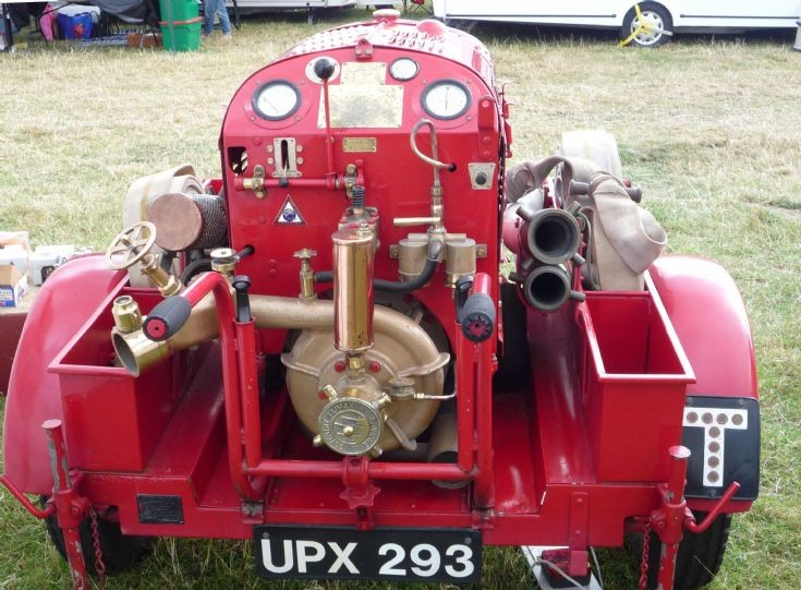 Coventry Climax Godiva FSM Pump
