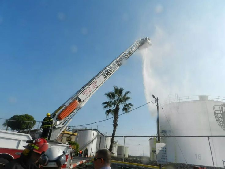 Israel Haifa plant training