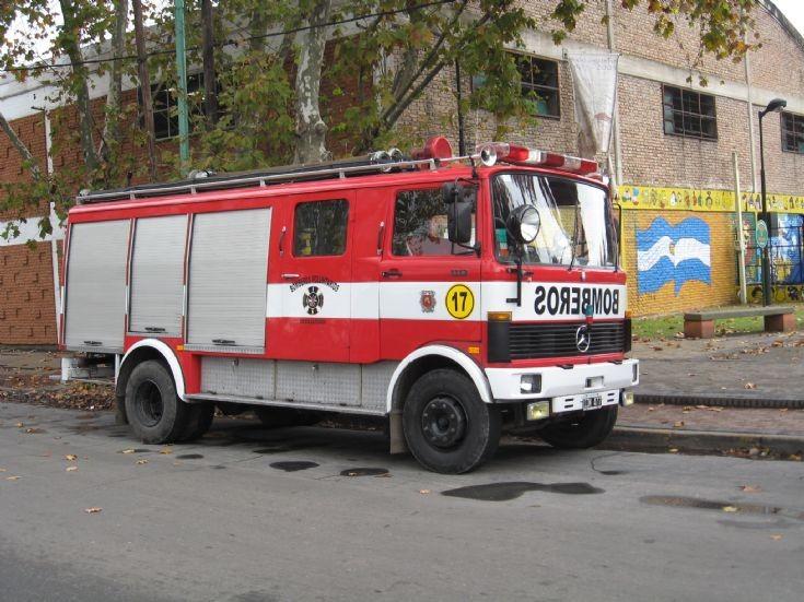 Bomberos Voluntarios Berazategui - Argentina