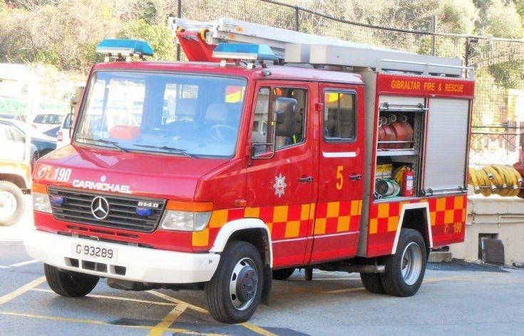 Gibraltar Fire & Rescue Service (G 93289)
