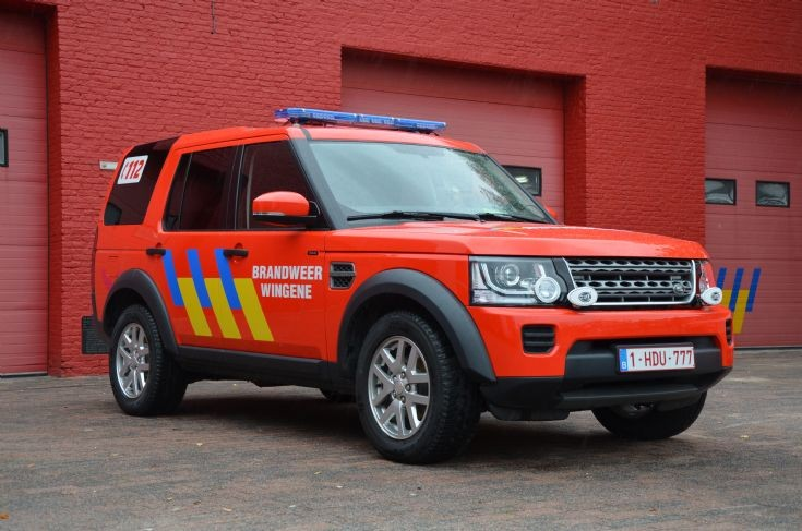 Command car Range Rover