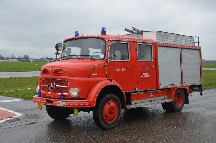 Pumper Mercedes