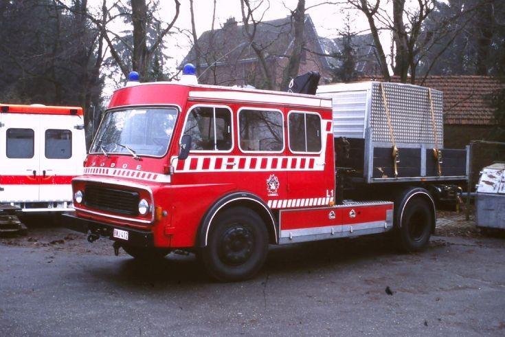 Fire brigade Lommel