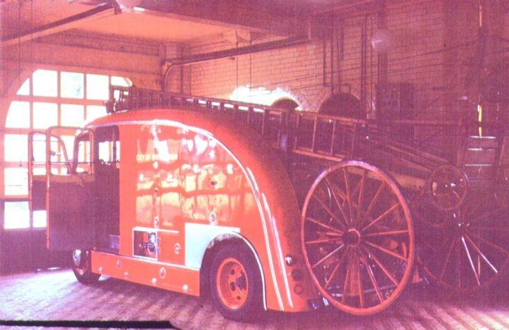 Fire Engines Photos Bedford Noa620 Prob