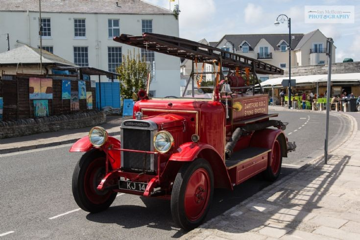 Morris Fire Tender