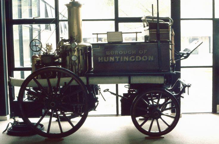 Borough of Huntingdon Shand Mason Moreton-in-Marsh