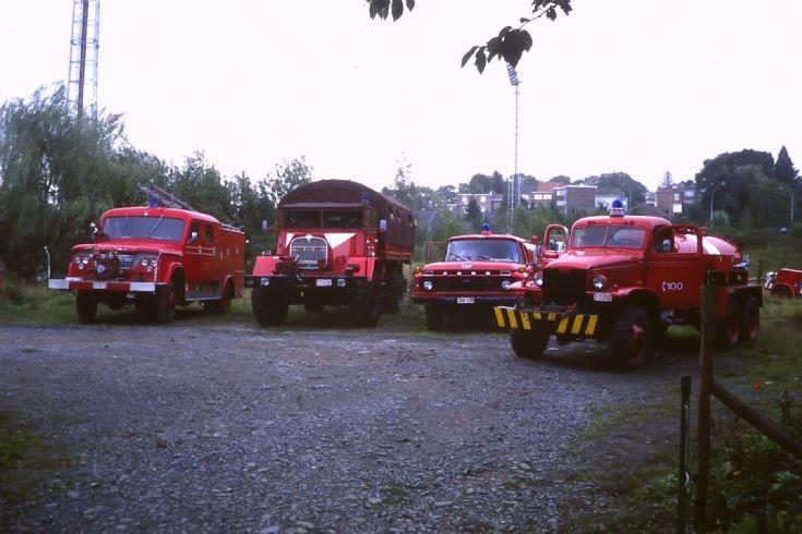 Fire brigade Verviers