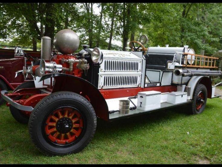 1921 Ahrens-Fox Serial No. 977