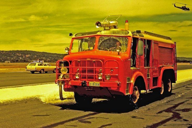 RAAF vehicle