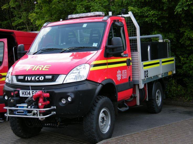 Rushmoor Wildfire Unit