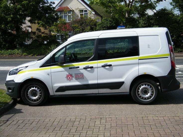 Hampshire Van